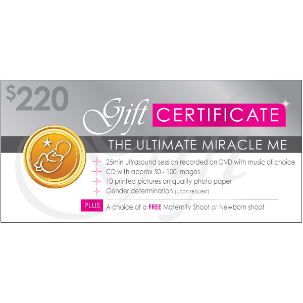 """The Ultimate Miracle Me"""